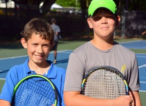 middle school tennis 2014 westwood